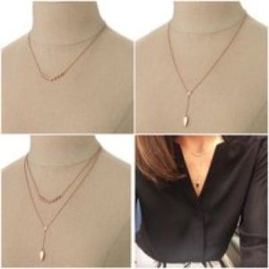 Stella & Dot Tiered Lariat